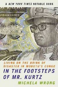 cover of In the Footsteps of Mr Kurtz