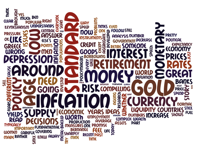Word Cloud for blogpost Clear, Simple and Wrong